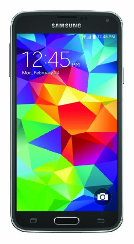 Samsung Galaxy S5, Black 16GB