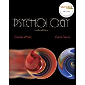 VangoNotes for Psychology, 9/e | [Carol Wade, Carol Tavris]