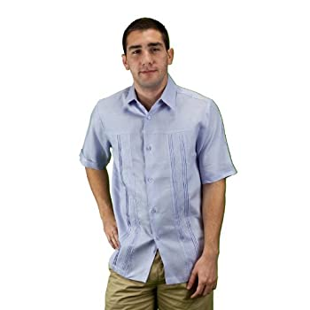 Beach wedding shirt for men, lavender.