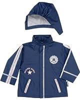 Playshoes Baby Jungen Regenbekleidung 408587 Regenjacke Champion mit Reflektoren, Oeko-Tex Standard 100