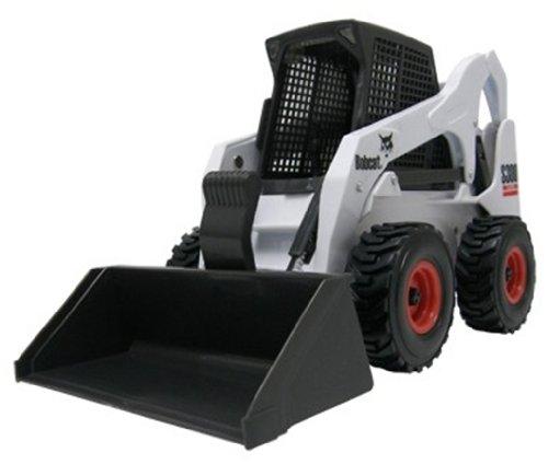 big-farm-42525-vehicule-miniature-chargeuse-compacte-bobcat-s300