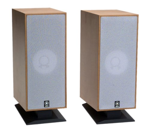 Yamaha ns u50 2 way computer speakers 1 pair b00004y5p8 for Yamaha speakers price