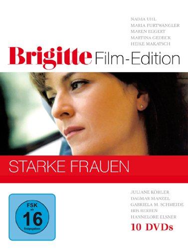 Brigitte Film-Edition Starke Frauen [10 DVDs]