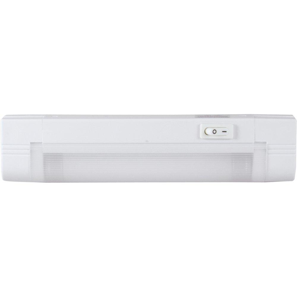 GE Slimline Fluorescent Under Cabinet Light Fixture, 8