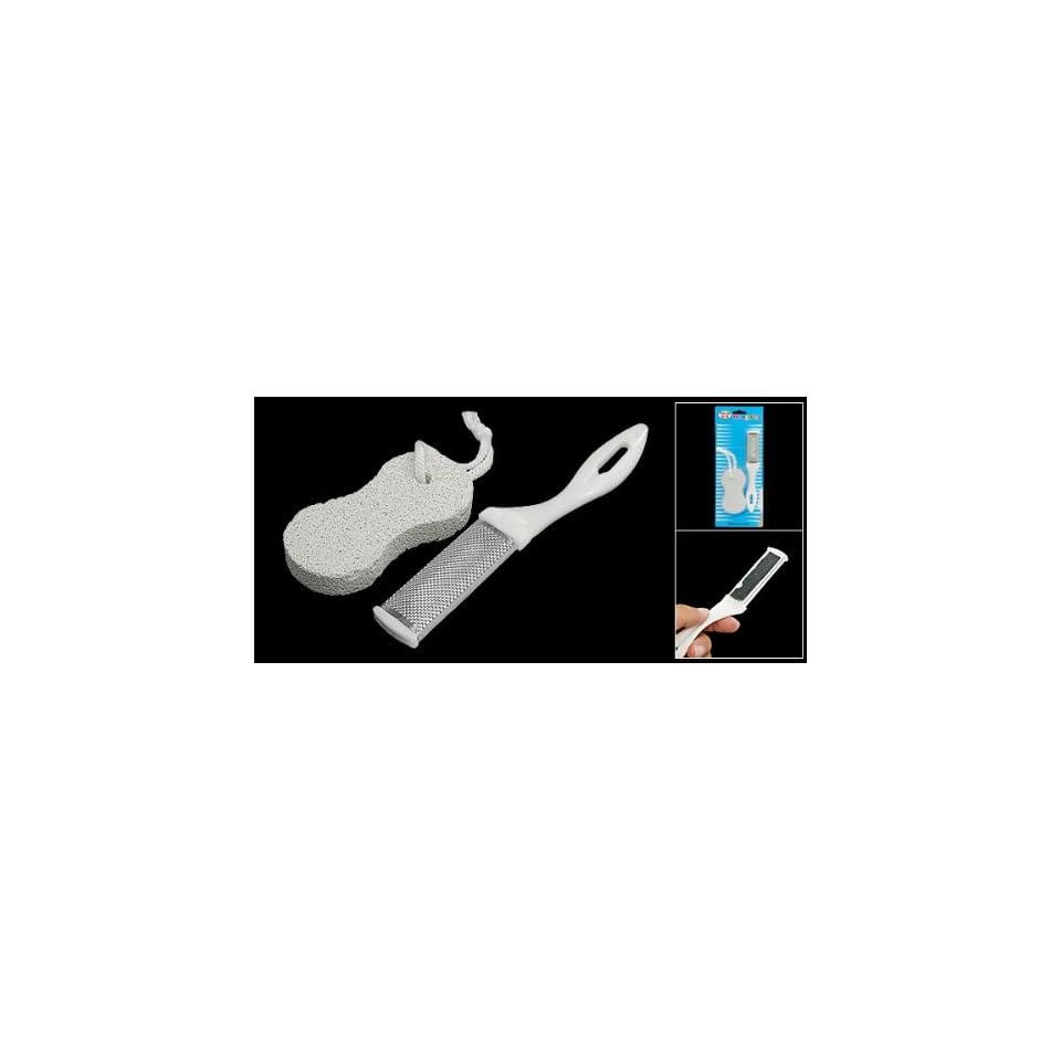 Foot File Dead Skin Remover Pedicure Tool Pumice Stone Beauty