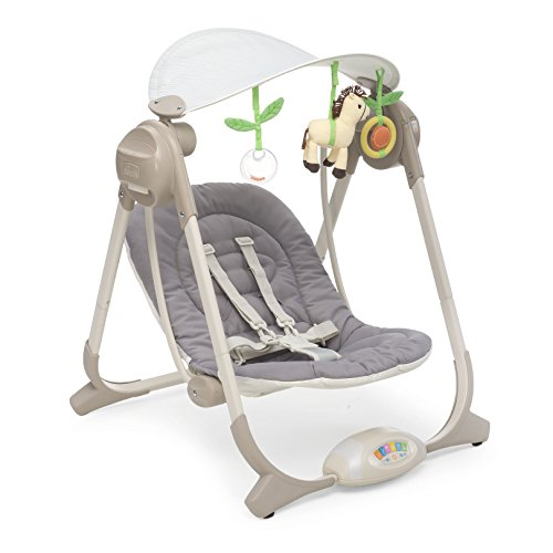Chicco 6769147 polly swing altalena per neonati colore for Altalena chicco amazon