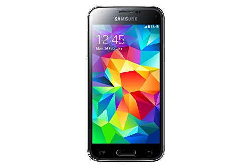 Samsung G800 Galaxy S5 Mini Smartphone, 16 GB, Nero [Italia]