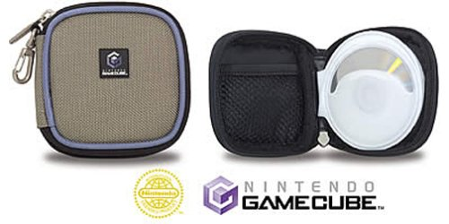 how to write a gamecube disc wallet