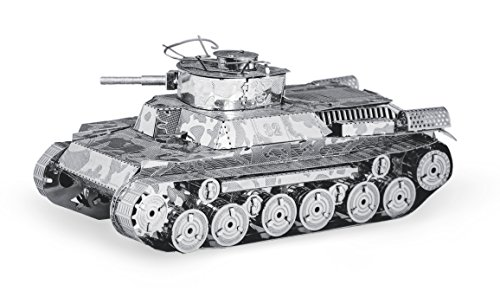 MetalEarth - Chi-Ha Tank - 1