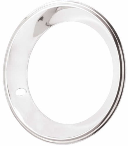 15x7 OEM Reproduction Stepped Edge Beauty Wheel Trim rings