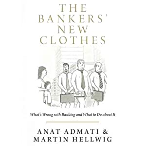 The Bankers' New Clothes Hörbuch