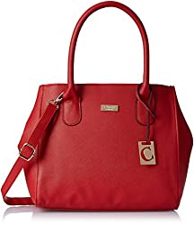 Cathy London Women's Handbag (Red, Cathy-203)