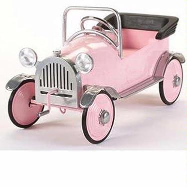 Airflow Pink Princess Pedal Car