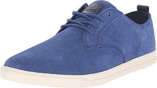 Clae Men's Ellington Suede Midnight Suede Sneaker 12 D (M)