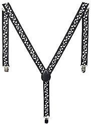 URBAN DISENO Men's Suspender (ud316)