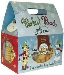 Exclusively Dog Cookies - Perfect Pooch Gift Pack