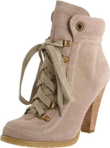 Chinese Laundry Women's Fearsome Boot,Stone,7.5 M US