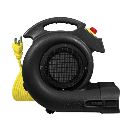 B-Air Dryer Airmovers Gp-1 B B-Air Grizzly Dryer Airmover front-56527