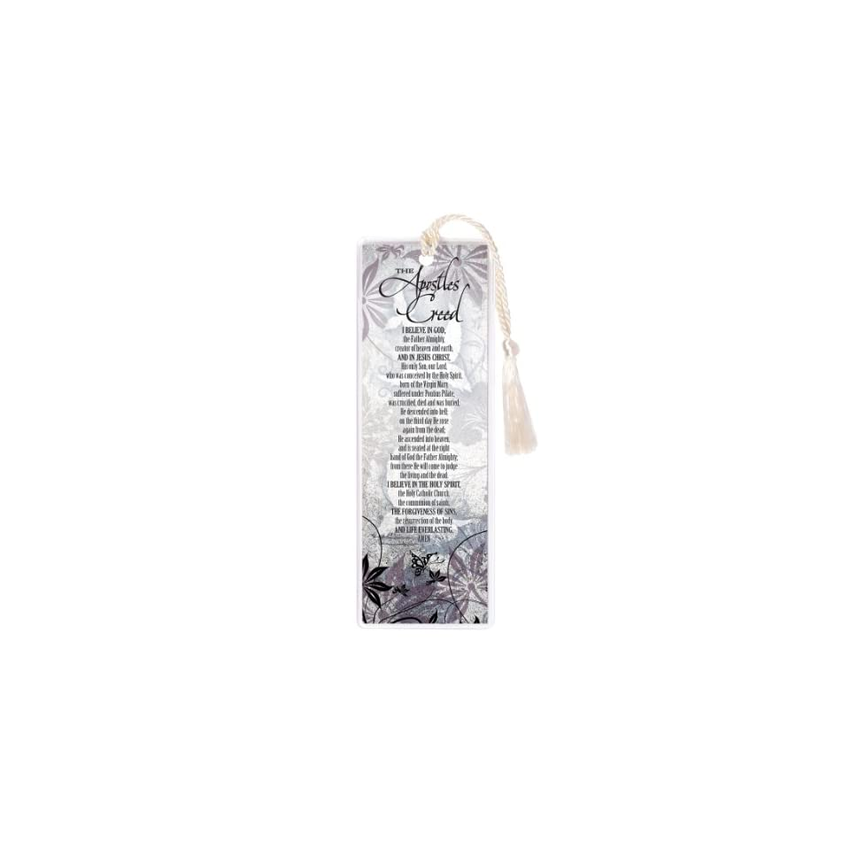 James Lawrence The Apostles Creed Bookmark from Catholic Collection Pack of Six