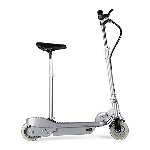 Patinete scooter eléctrico con bateria de 100vatios