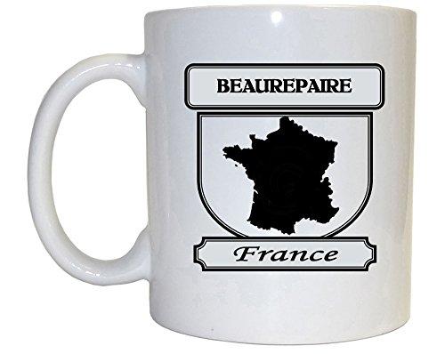 beaurepaire-france-city-mug-black