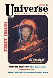 30 x 20 Stretched Canvas Poster Universe Science Fiction: Rocket Girl