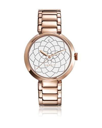 Esprit Reloj de cuarzo Woman Secret Garden Rose Gold 34 mm