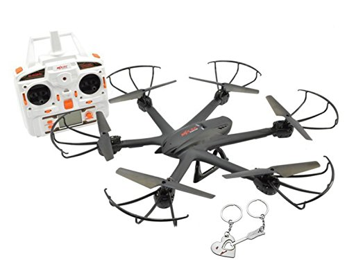 MJX X600 2.4G 4ch RC Quadcopter Drone Hexacopter 6-axis Gyro UAV 3D Roll