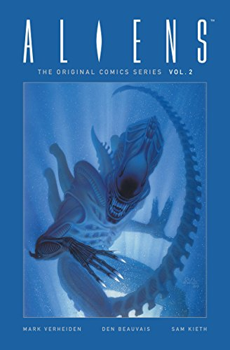 Aliens The Original Comics Series-Nightmare Asylum and Earth War [Verheiden, Mark] (Tapa Dura)