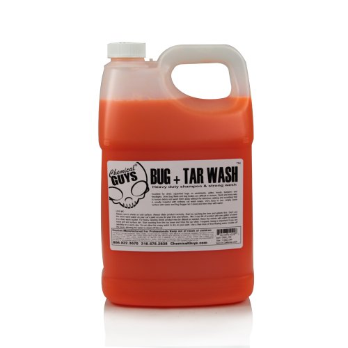 Chemical Guys Cws_104 - Bug & Tar Heavy Duty Car Wash Shampoo (1 Gal) front-418369