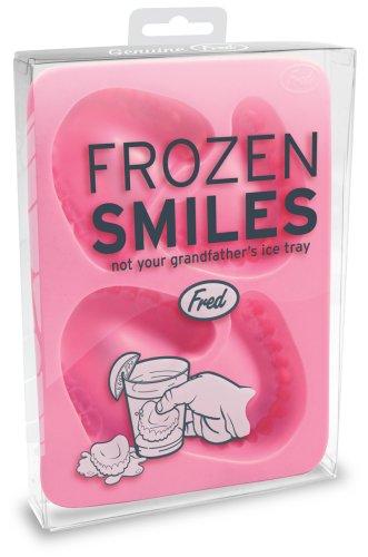 Moule à glaces pour faire des dentiers!