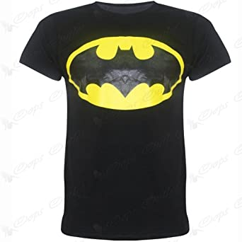 New Womens Kids Mens Short Sleeves Super Hero Superman Batman Tank Top T Shirt