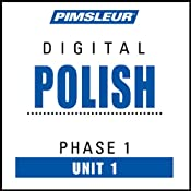 Polish Phase 1, Unit 01: Learn to Speak and Understand Polish with Pimsleur Language Programs | [Pimsleur]