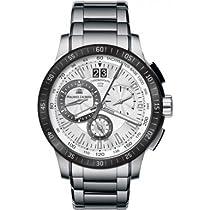Maurice Lacroix MI1098-SS042-131 Mens Miros Chronograph Sports Watch