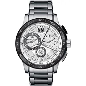 Maurice Lacroix MI1098-SS042-131 Mens Miros Chronograph Sports Watch