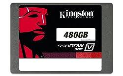 Kingston V300 SSDNow 480GB SATA 3 2.5 Solid State Drive w/Adapter