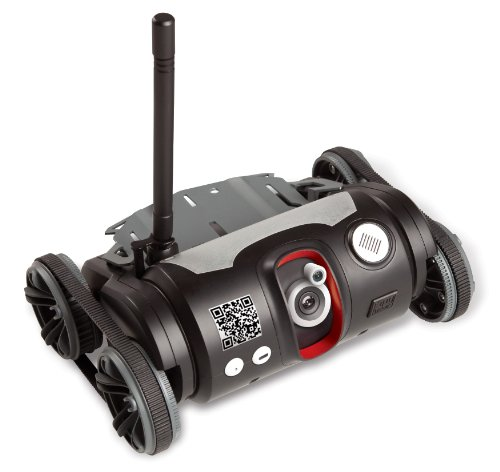 Spy Gear Radio Control Spy Video Tracker Vehicle