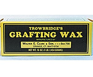 Walter E Clark Number-0.5 Grafting Wax