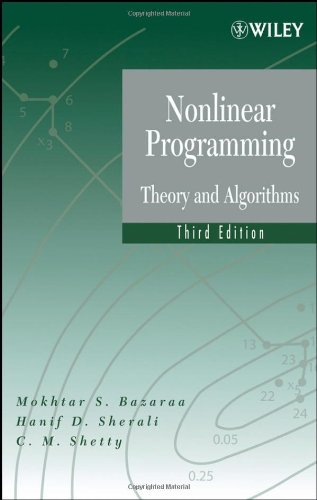 Nonlinear Programming: Theory and Algorithms