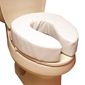 Padded toilet seat cushion 4 health - Padded toilet seat cushion ...