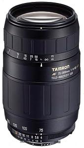 Tamron AF 75-300mm f/4.0-5.6 LD for Konica Minolta and Sony Digital SLR Cameras (Model 672DM) by Tamron