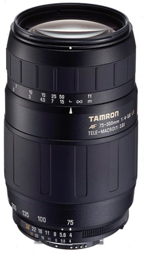 Tamron Af 75-300Mm F/4.0-5.6 Ld For Konica Minolta And Sony Digital Slr Cameras (Model 672Dm)