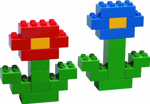 Lego duplo set 80 pcs blocks extra large xl 6176 import - Lego modeles de construction ...
