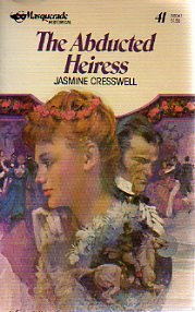 The Aducted Heiress (Masquerade Historical, 41)