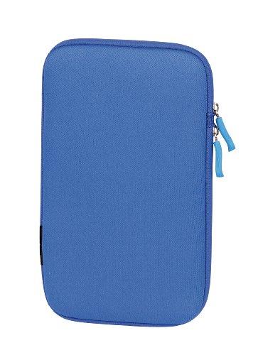 comparamus t 39 nb sleeve slim colors housse de protection pour tablette 7 bleu. Black Bedroom Furniture Sets. Home Design Ideas