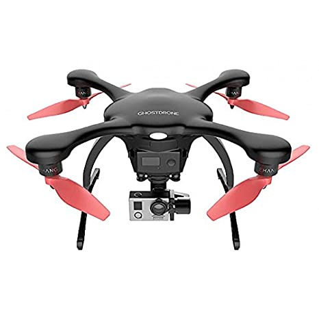 Drone GHOSTDRONE 2.0 Caméra 4K Noir