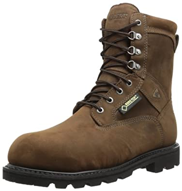 Rocky Men's Ranger Steel Toe Insulated GORE-TEX Boots,Brown,8 M US