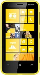 Nokia Lumia 620 - Smartphone libre (pantalla táctil de 9,7 cm (3,8