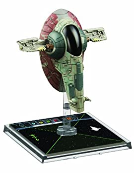 Fantasy Flight Games Star Wars X-Wing: Slave I Expansion Pack [Paperback]