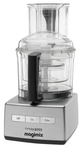 Magimix Küchenmaschine Coisine Systeme 5200 XL chrom matt